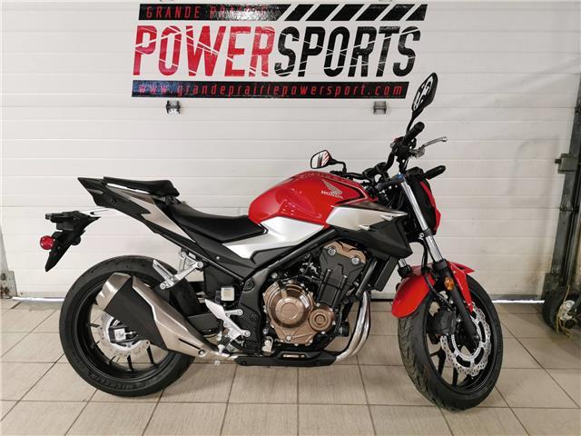 2020 Honda CB500F NAKED (Stk: 20HS-026) in Grande Prairie - Image 1 of 4