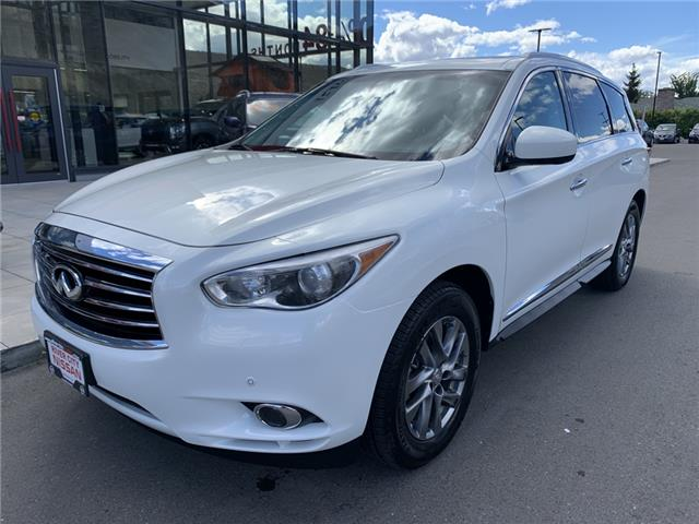 2013 Infiniti JX35 Base (Stk: UT1485) in Kamloops - Image 1 of 35