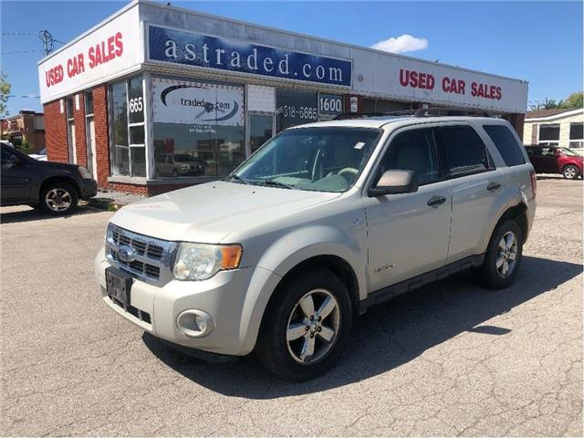 2008 Ford Escape XLT (Stk: 7063RC) in Hamilton - Image 1 of 20