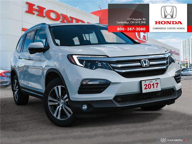 2017 Honda Pilot EX-L Navi 5FNYF6H77HB504418 20510A in Cambridge
