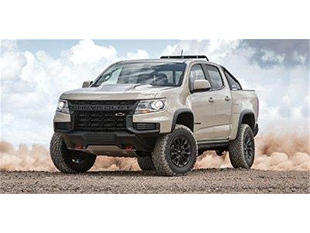 2021 Chevrolet Colorado ZR2 (Stk: 21003) in Hanover - Image 1 of 1