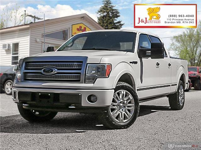 2010 Ford F-150 Lariat (Stk: J19130-1) in Brandon - Image 1 of 27