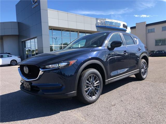 2020 Mazda CX-5 GS (Stk: 20T077) in Kingston - Image 1 of 15