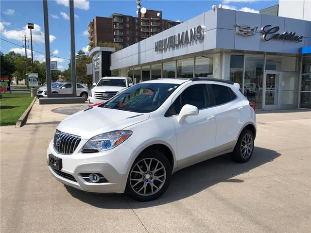 2016 Buick Encore Sport Touring (Stk: 20072A) in Chatham - Image 1 of 21