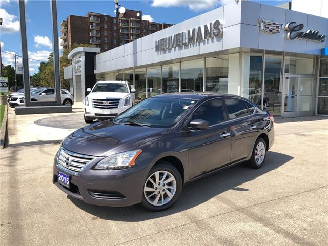 2015 Nissan Sentra  (Stk: TL333A) in Chatham - Image 1 of 19