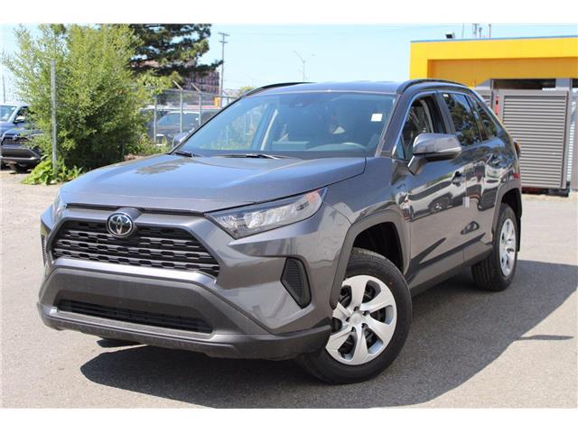 2020 Toyota RAV4 LE (Stk: 28642) in Ottawa - Image 1 of 21