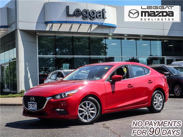 2018 Mazda Mazda3  (Stk: 2303LT) in Burlington - Image 1 of 24