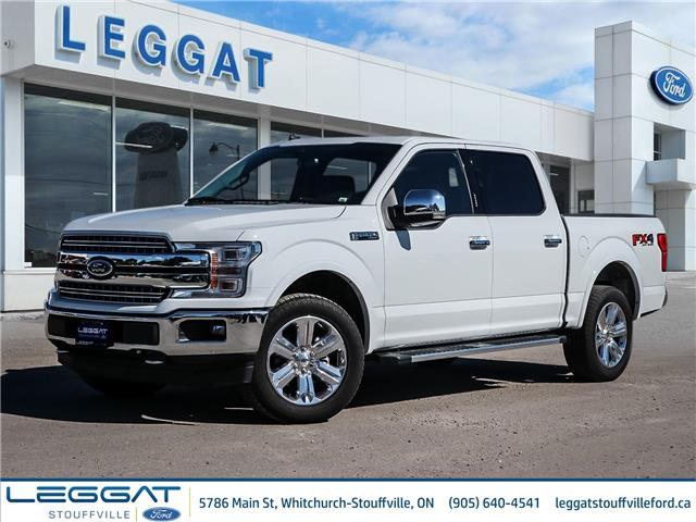 2020 Ford F-150 Lariat (Stk: 20-50-060) in Stouffville - Image 1 of 26