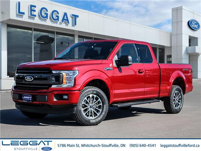 2020 Ford F-150 XLT (Stk: 20-50-181) in Stouffville - Image 1 of 28