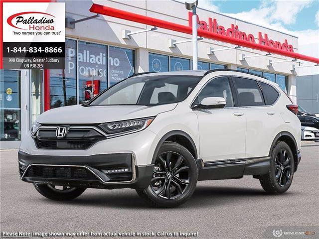 2020 Honda CR-V Black Edition (Stk: 22700) in Greater Sudbury - Image 1 of 23