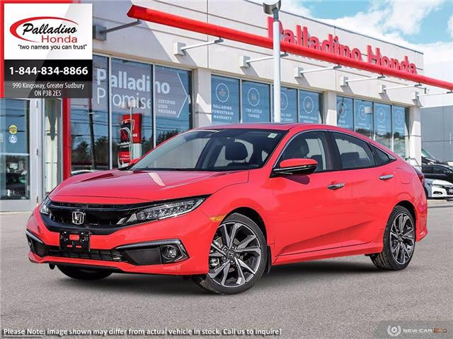 2020 Honda Civic Touring (Stk: 22701) in Greater Sudbury - Image 1 of 23
