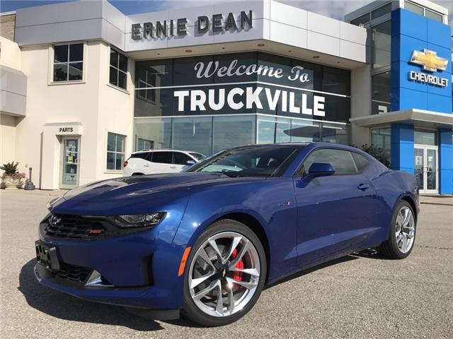 2021 Chevrolet Camaro LT1 (Stk: 15405) in Alliston - Image 1 of 21