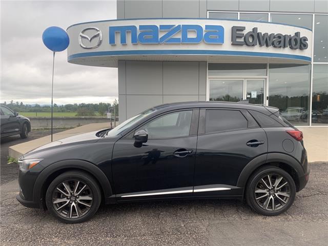 2016 Mazda CX-3 GT (Stk: 22383) in Pembroke - Image 1 of 8