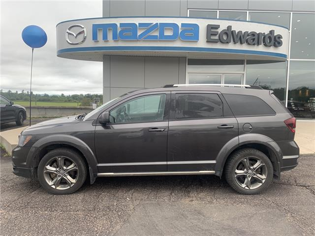 2017 Dodge Journey Crossroad (Stk: 22396) in Pembroke - Image 1 of 10