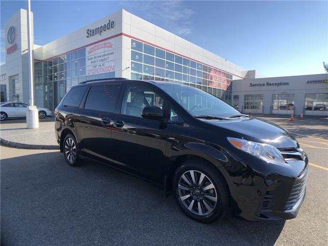 2020 Toyota Sienna LE 7-Passenger (Stk: 9184A) in Calgary - Image 1 of 24