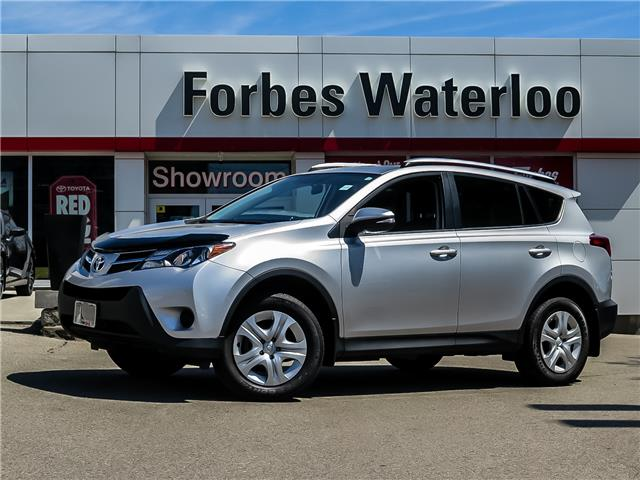 2015 Toyota RAV4  (Stk: 05341R) in Waterloo - Image 1 of 24