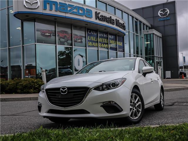 2016 Mazda Mazda3 GS (Stk: 11640A) in Ottawa - Image 1 of 8