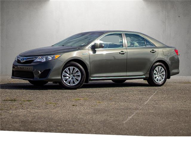 2013 Toyota Camry Hybrid  (Stk: K19-8344A) in Chilliwack - Image 1 of 18