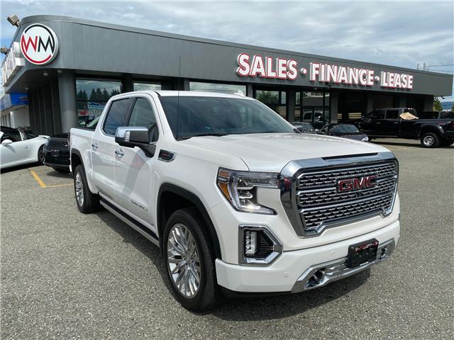 2019 GMC Sierra 1500 Denali (Stk: 19-270710) in Abbotsford - Image 1 of 18