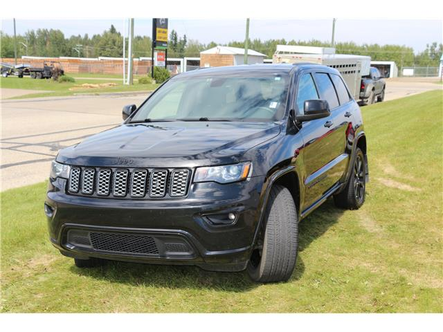 2017 Jeep Grand Cherokee Laredo (Stk: LT029A) in Rocky Mountain House - Image 1 of 30