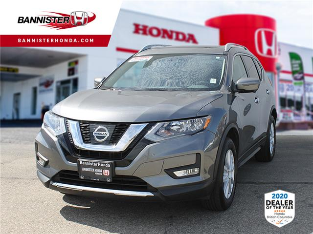 2017 Nissan Rogue SV (Stk: P20-074) in Vernon - Image 1 of 14