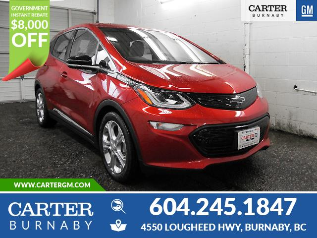 2020 Chevrolet Bolt EV LT (Stk: B0-68760) in Burnaby - Image 1 of 12