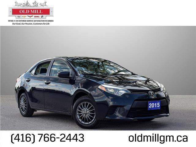 2015 Toyota Corolla  (Stk: 276013U) in Toronto - Image 1 of 21