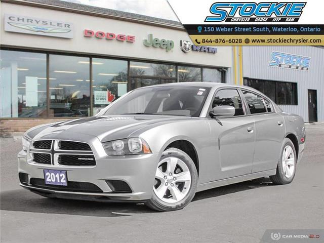 2012 Dodge Charger SE (Stk: 34646) in Waterloo - Image 1 of 27