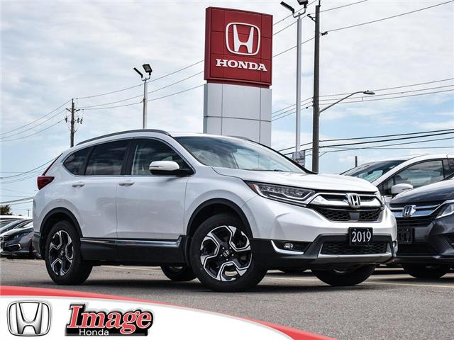 2019 Honda CR-V Touring (Stk: OE4409) in Hamilton - Image 1 of 23