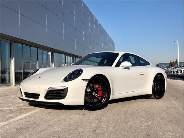 2018 Porsche 911 Carrera S Coupe (991) w/ PDK (Stk: P13175) in Vaughan - Image 1 of 17