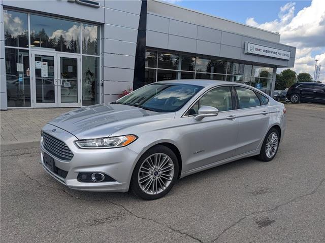 2013 Ford Fusion Hybrid SE (Stk: 20683AA) in Orangeville - Image 1 of 19
