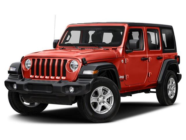 2021 Jeep Wrangler Unlimited Sport (Stk: 34283) in Barrie - Image 1 of 9