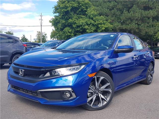 2020 Honda Civic Touring (Stk: 20-0492) in Ottawa - Image 1 of 27