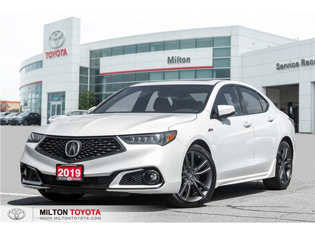 2019 Acura TLX Tech A-Spec (Stk: 800854) in Milton - Image 1 of 23