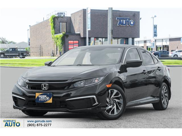 2019 Honda Civic EX (Stk: 012252) in Milton - Image 1 of 20