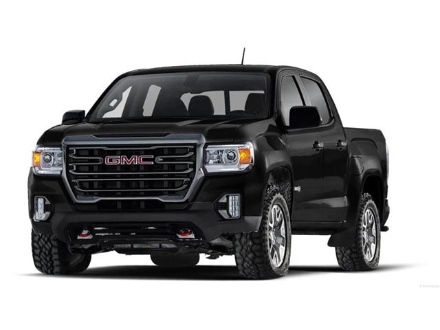 2021 GMC Canyon AT4 w/Leather (Stk: 21-009) in Kelowna - Image 1 of 1