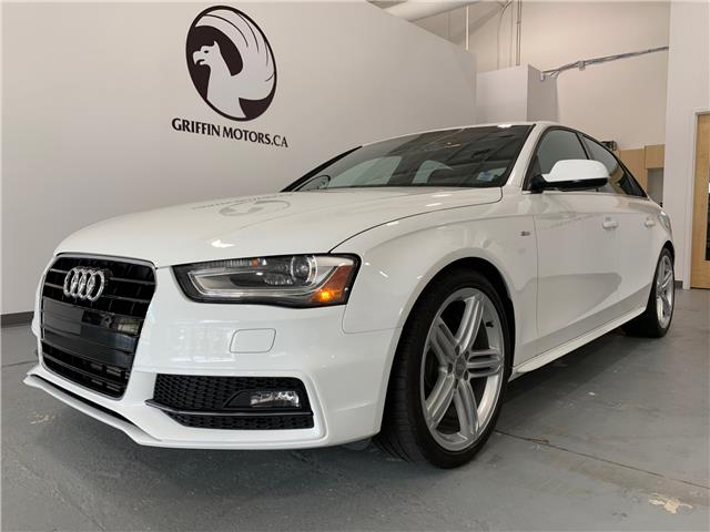 2016 Audi A4 2.0T Technik plus WAUMFCFLXGA006554 1340 in Halifax
