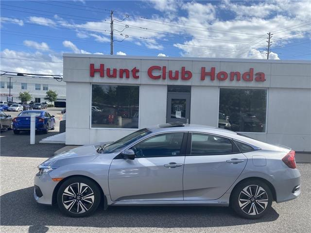 2017 Honda Civic EX-T (Stk: 7643A) in Gloucester - Image 1 of 16