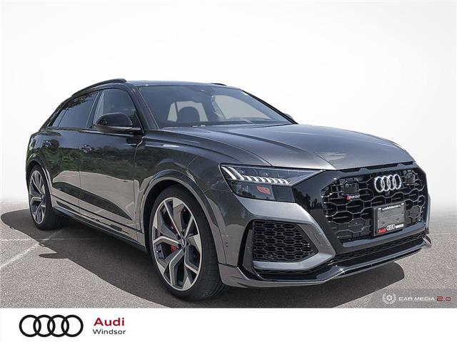 2020 Audi RS Q8 4.0T (Stk: 10001) in Windsor - Image 1 of 30