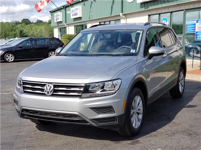 2020 Volkswagen Tiguan Trendline (Stk: 10857) in Lower Sackville - Image 1 of 20