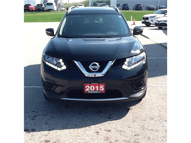 2015 Nissan Rogue S (Stk: 20336b) in Owen Sound - Image 1 of 10