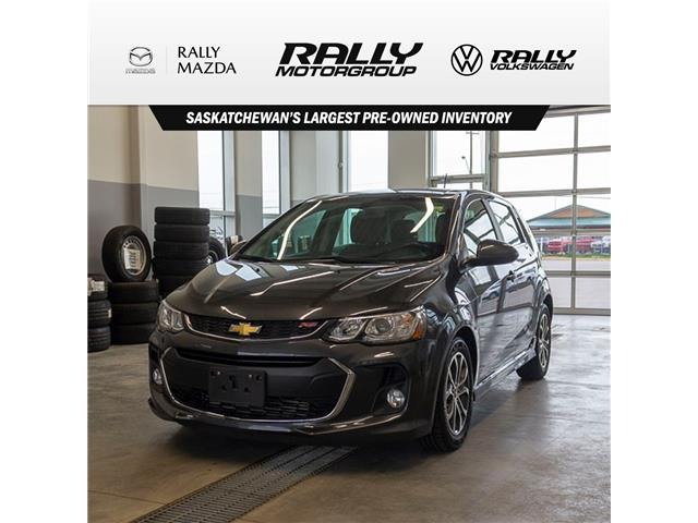 2017 Chevrolet Sonic LT Auto (Stk: V1274) in Prince Albert - Image 1 of 14