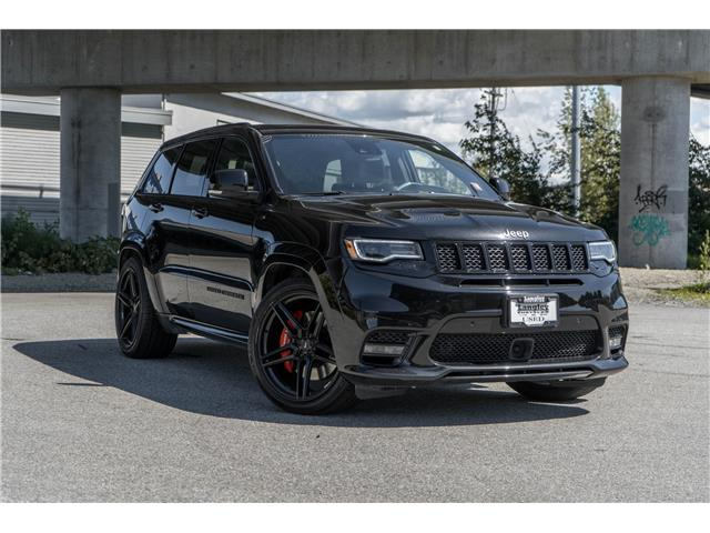 2019 Jeep Grand Cherokee SRT (Stk: LC0390) in Surrey - Image 1 of 30