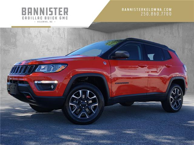2019 Jeep Compass Trailhawk (Stk: 19-754a) in Kelowna - Image 1 of 24