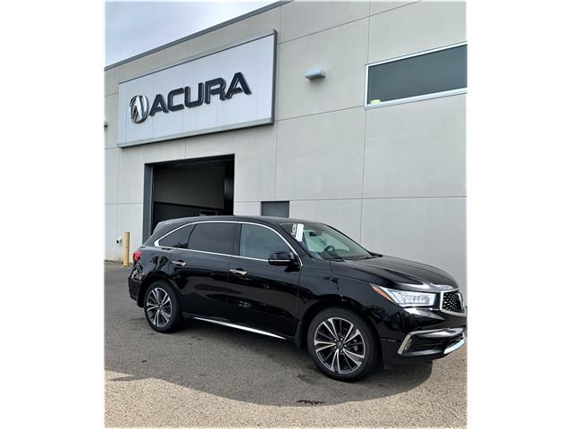 2020 Acura MDX Tech Plus (Stk: 20MD0109) in Red Deer - Image 1 of 29