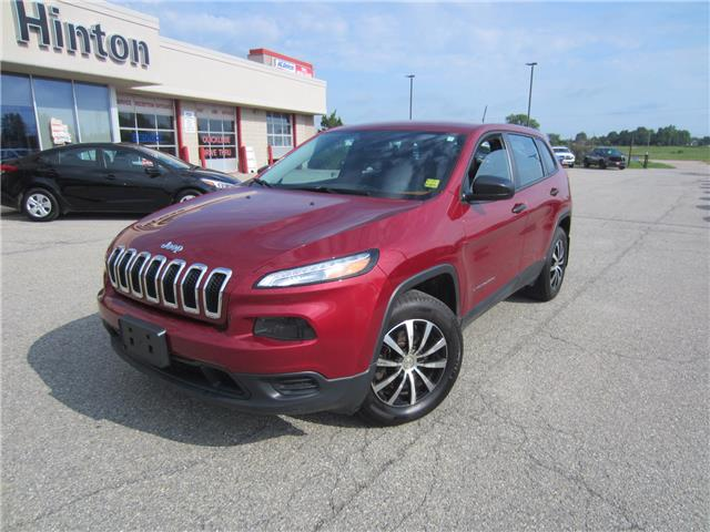 2016 Jeep Cherokee Sport (Stk: 20211A) in Perth - Image 1 of 12