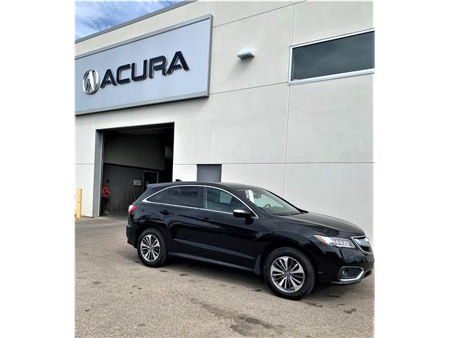 2017 Acura RDX Elite (Stk: PW0141) in Red Deer - Image 1 of 23