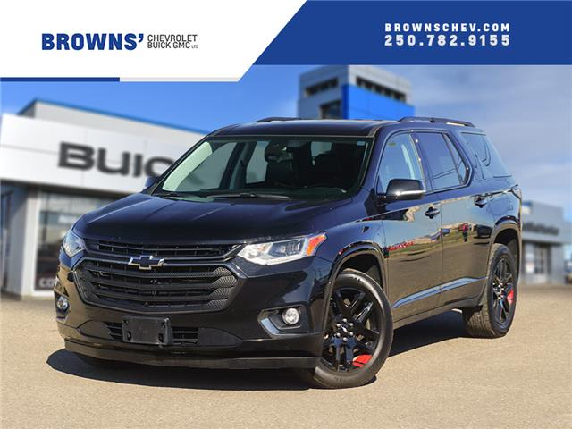 2019 Chevrolet Traverse Premier (Stk: 4451AA) in Dawson Creek - Image 1 of 17