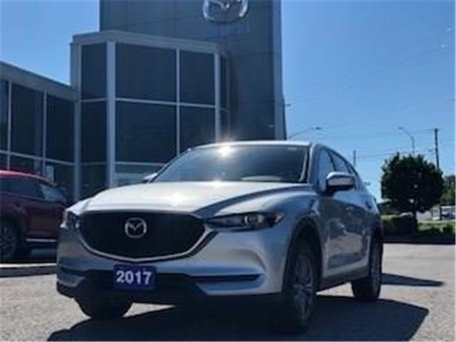 2017 Mazda CX-5 GS (Stk: 210731) in Gloucester - Image 1 of 18