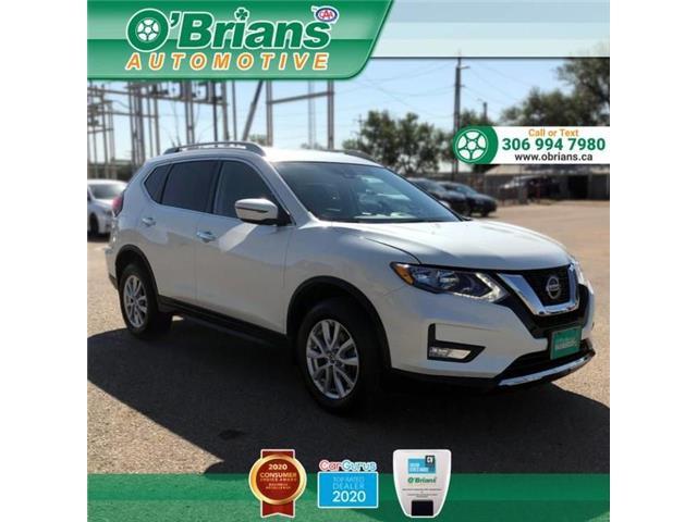 2019 Nissan Rogue SV 5N1AT2MV5KC834467 13694A in Saskatoon